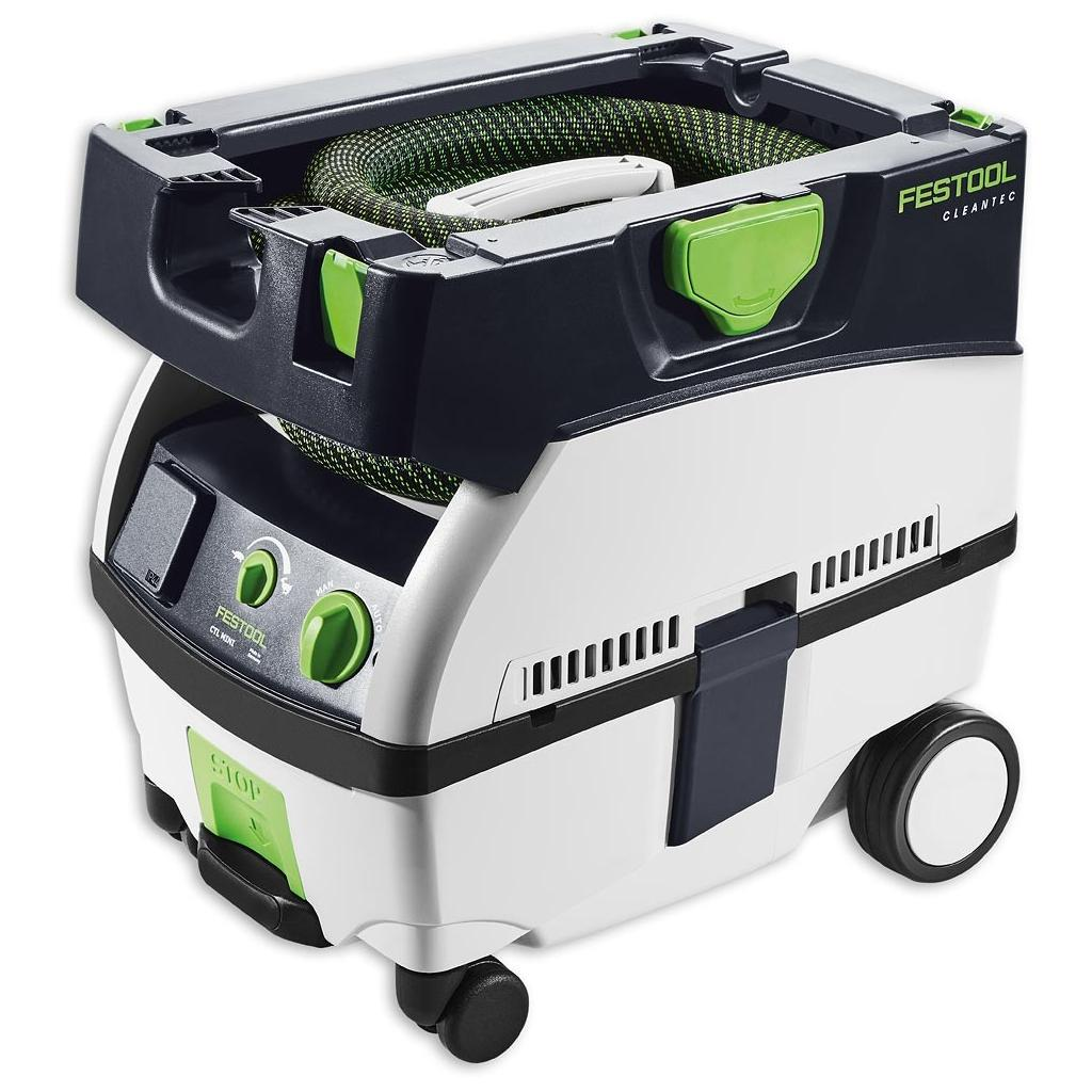 CT MINI Compact Dust Extractor 2018