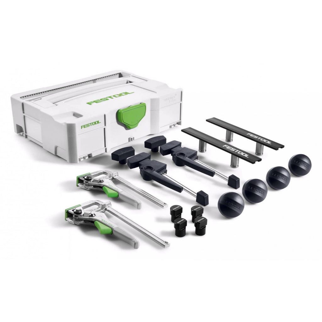 SYS-MFT FX Clamping Systainer Set