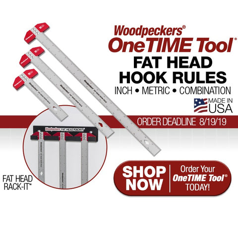 Fat Head Hook Rule Set - OneTime Tool