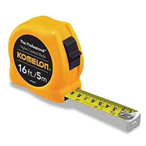 Ultimate Tools Komelon Professional Tape Measures