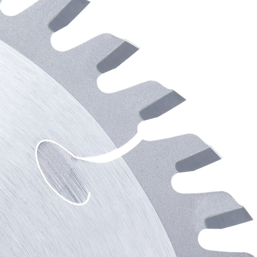Amana MD160-480 Carbide Tipped Saw Blade Fits FESTOOL® TS 55 and Other Track Saw Machines, 160mm Dia x 48T ATB, 5 Deg, 20mm Bore, Crosscut Circular Saw Blade, Fits TS 55 EQ, ATF 55 E, AP 55