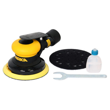 "Ultimate Tools 5"" Pneumatic Random Orbit Sander with Vacuum Attachment"