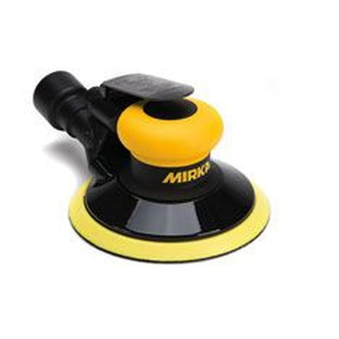 "Ultimate Tools 6"" Pneumatic Random Orbit Sander with Vacuum Attachment"