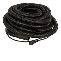 "Coaxial Hose w/Cable US 110-120V 1"" x 18'"