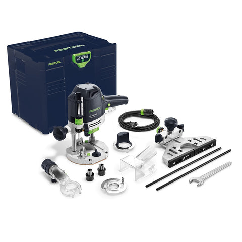Festool Emerald Edition OF 1400 EQ Router