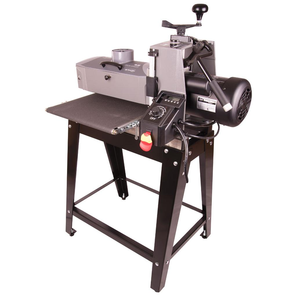 Ultimate Tools SuperMax 16-32 Drum Sander