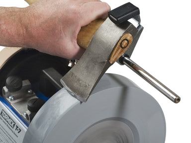 Tormek Tormek Sharpening Jigs for Axes and Scissors, SVX-170 Carpenter Axe and Hatchet Jig - Ultimate Tools - 1