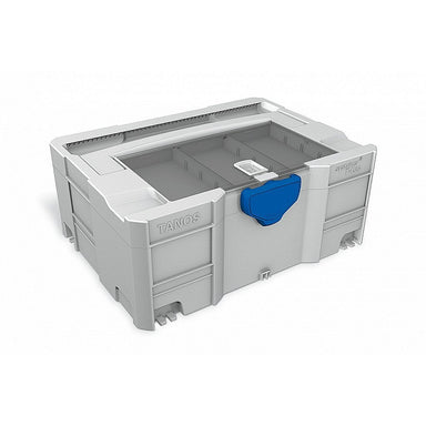 Tanos Tanos Systainer T-Loc with Lid Sort Tray, Tan-Sys 2 with Lid Sort Tray - Ultimate Tools - 1
