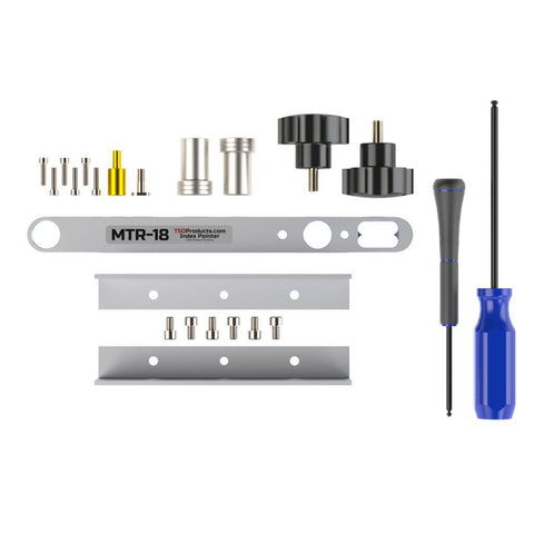 Ultimate Tools MTR-18A Master Accessory Kit