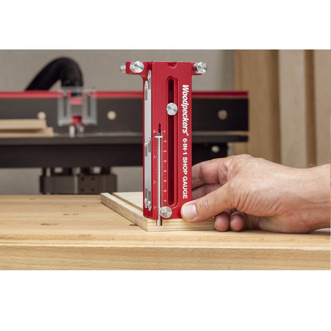 Ultimate Tools 6-in-1 Shop Gauge 2018 - OneTIME Tool