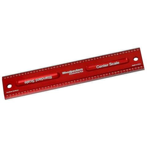Woodpeckers Woodworking Precision Rules,  - Ultimate Tools - 2