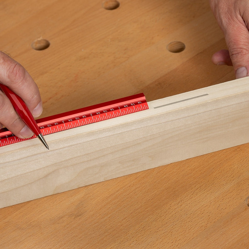 Woodworkers Edge Rule