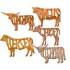 Cow Puzzles