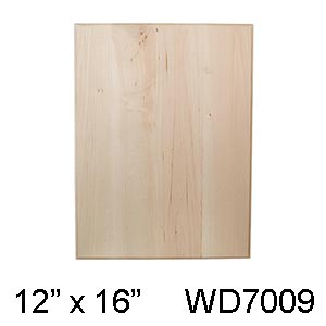 Wood Plaque Blanks