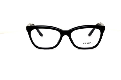 Prada PR24SV JOURNAL 1AB1O1 Wayfarer Eyeglasses