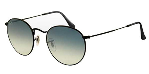 Ray-Ban RB3447 Round Metal 006/3F Sunglasses