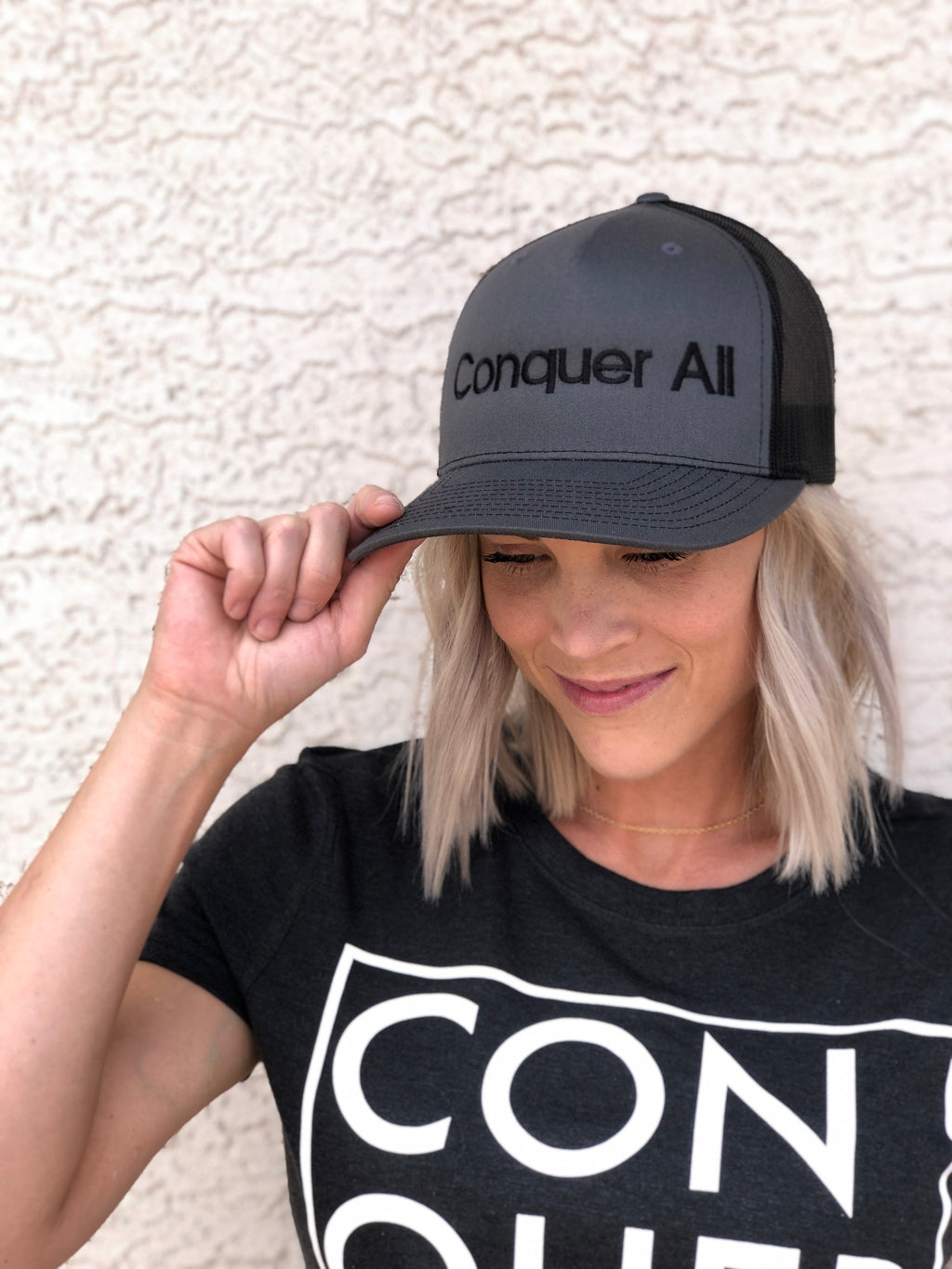 Conquer All Hat