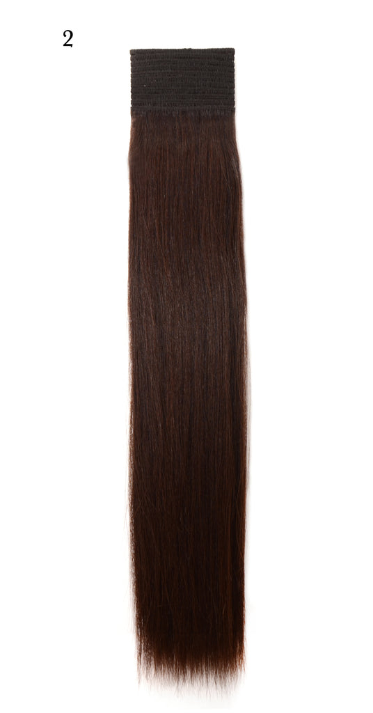 100% European Remy Weft Hair Extensions #2
