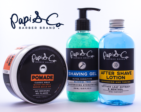 Papi & Co. 3 Piece Gift Set.