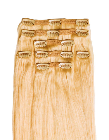 Hair Extensions - Sunshine #22 Natural Blonde