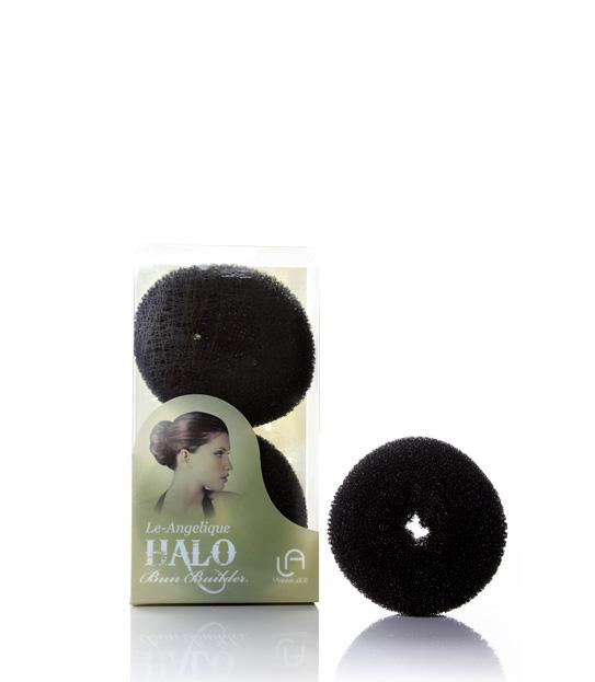Halo Bun Builder (Black)