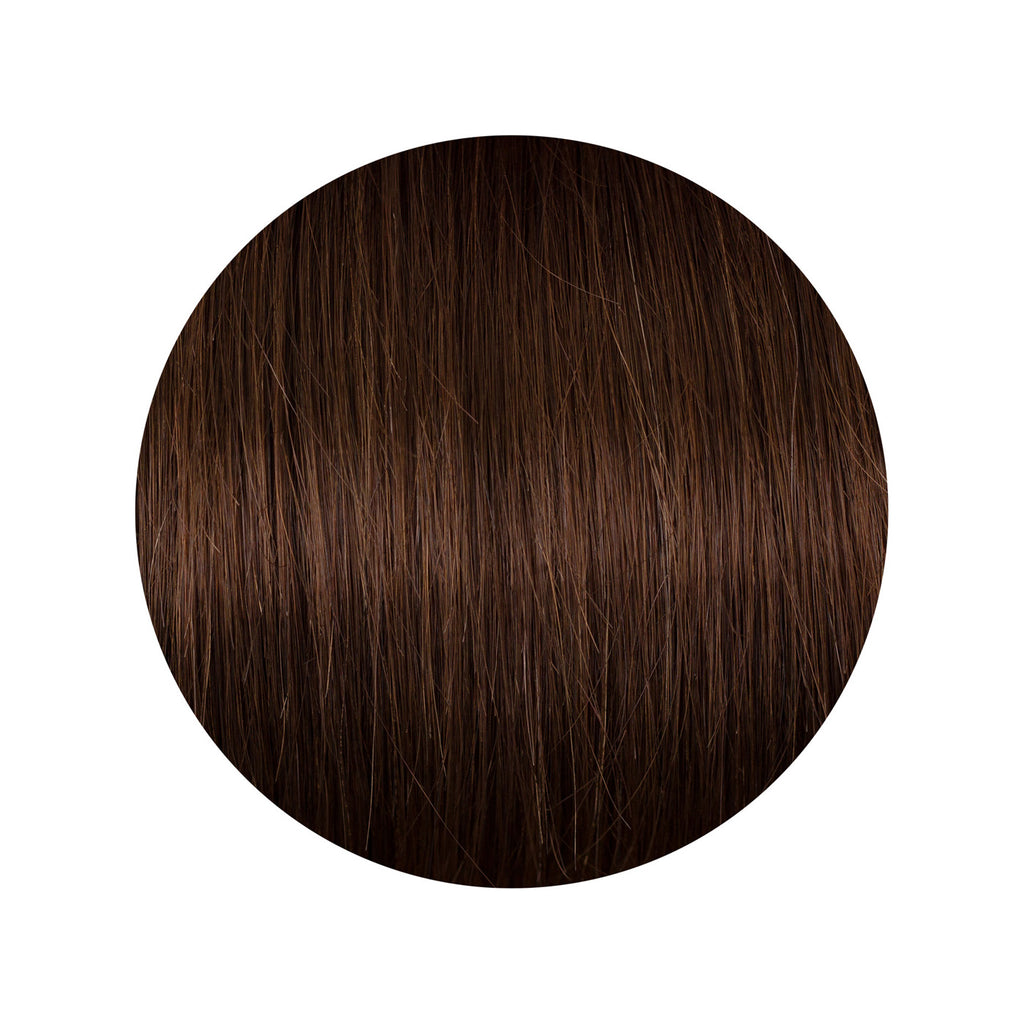 Hair Extensions - Mocha #3 Chocolate Brown