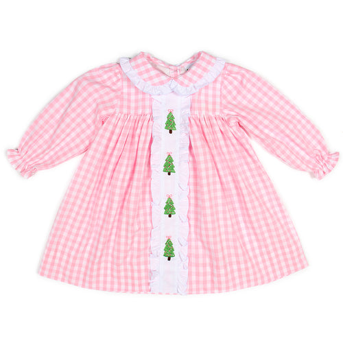 Chloe Christmas Tree Dress