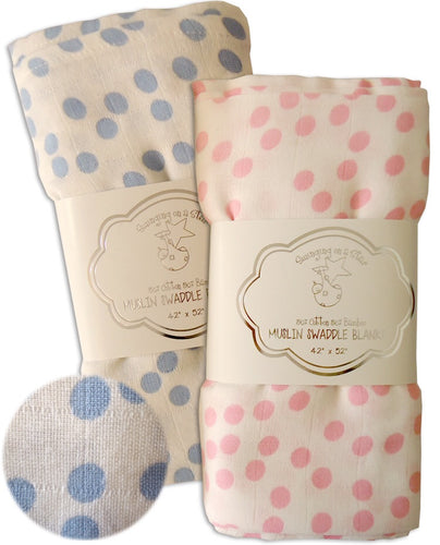 Breathable Muslin Swaddle Blanket