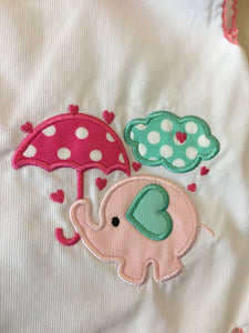 Elle Elephant Coordinate Set