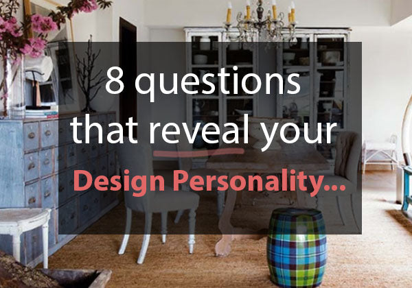 Do you really know your Design Personality? Find out in less than a minute (Design Quiz).