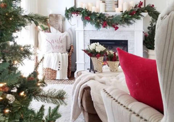 7 Christmas Farmhouse Ideas that Instantly gave us Heart Eyes!