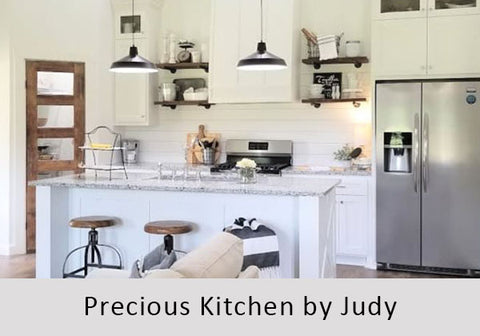 Precious Texas Kitchen by Judy