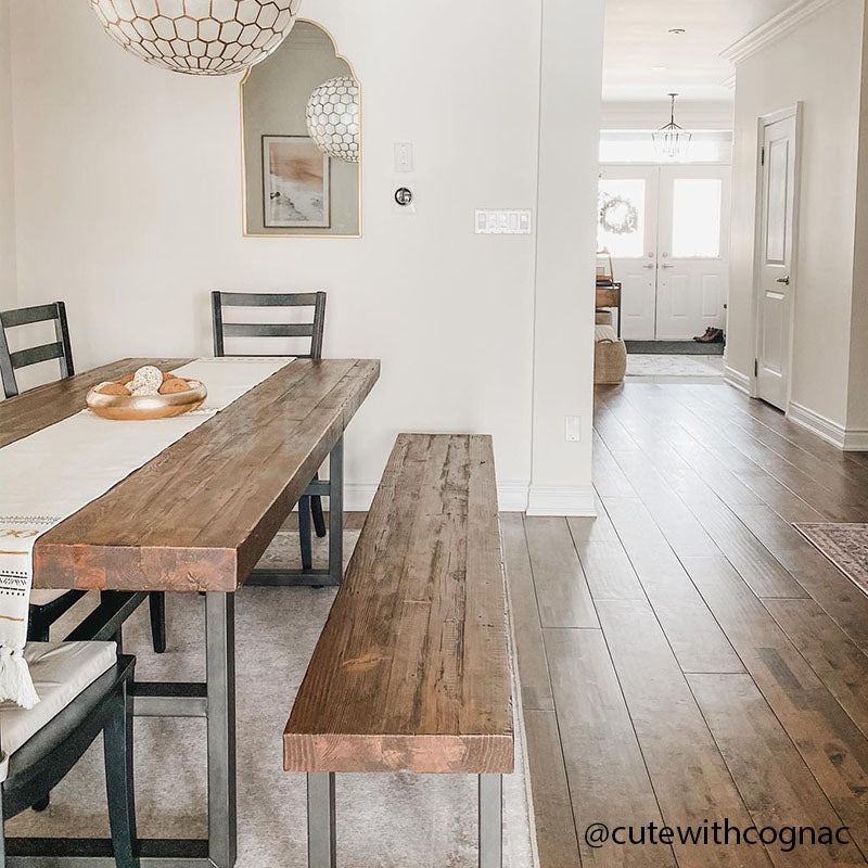 Cute with Cognac's kitchen table