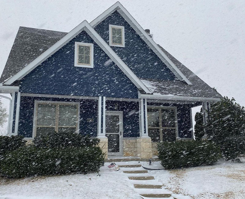 Winter Home in Texas