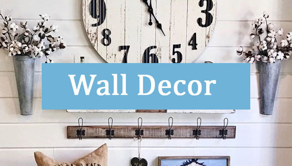 Modern Farmhouse Wall Decor