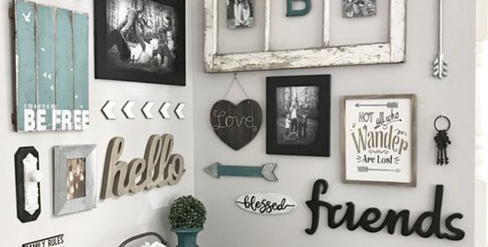 Vintage and Farmhouse Signs