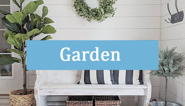 Modern Farmhouse Plants, Planters, and Outdoor Decor