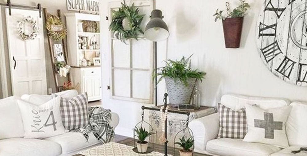 Vintage and Rustic Decor for your farmhouse inspired home