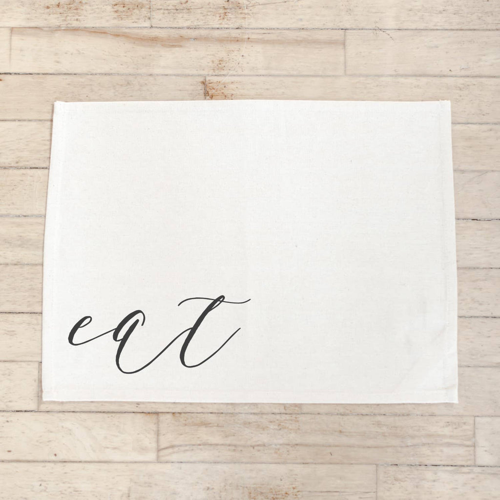 Eat Placemats