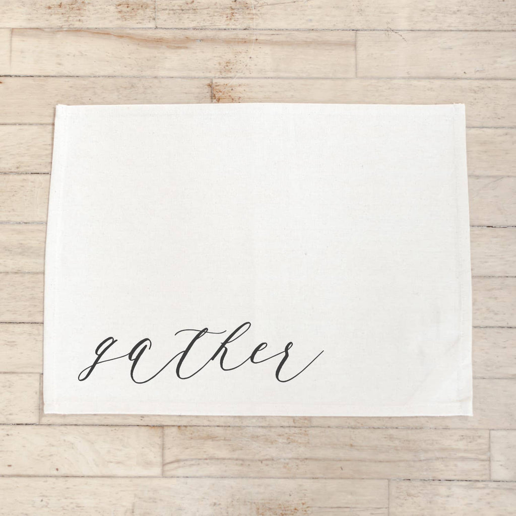 Gather Placemat