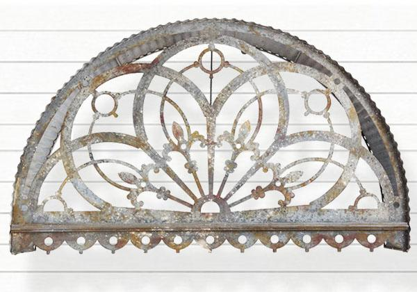 Castile Relic French Canopy Wall Decor