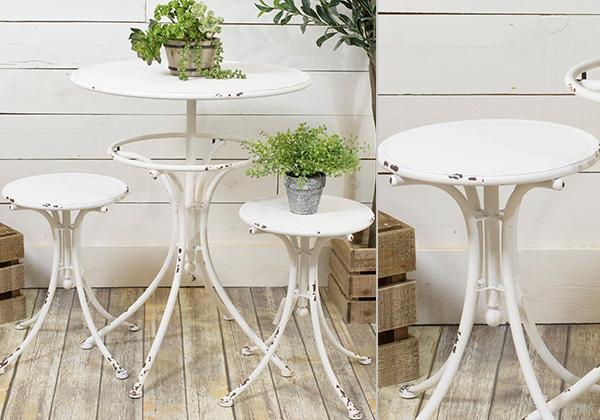 French Bistro Table Chairs We Heart Decor