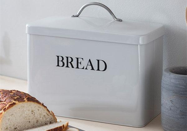 European Bread Box Container