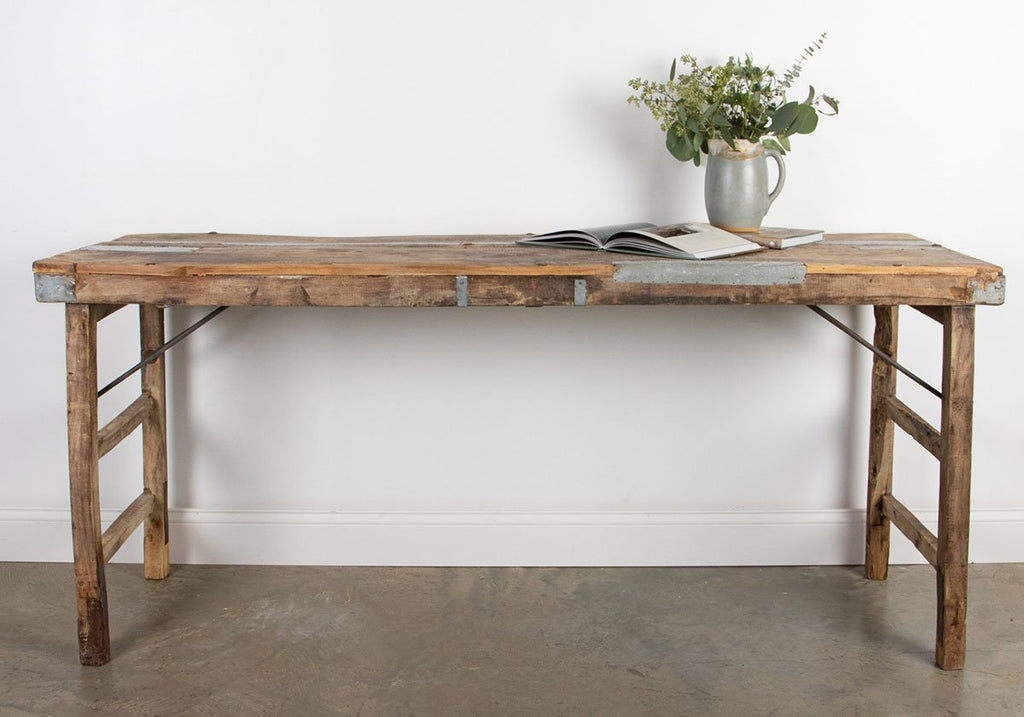 Gana Reclaimed Wood Table
