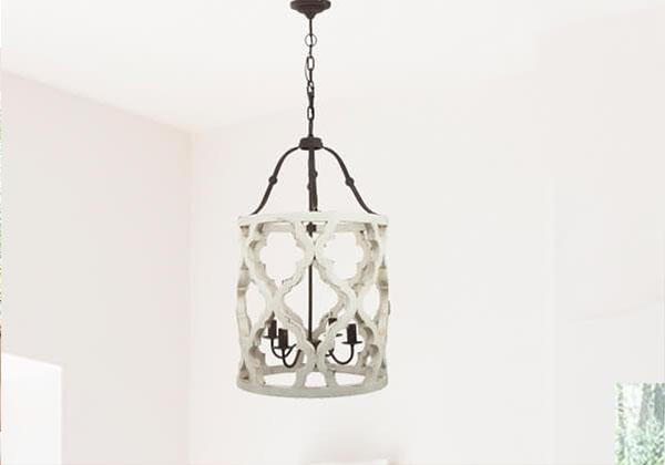Jolette rustic french chandelier farmhouse chandeliers we heart jolette rustic french chandelier aloadofball Gallery