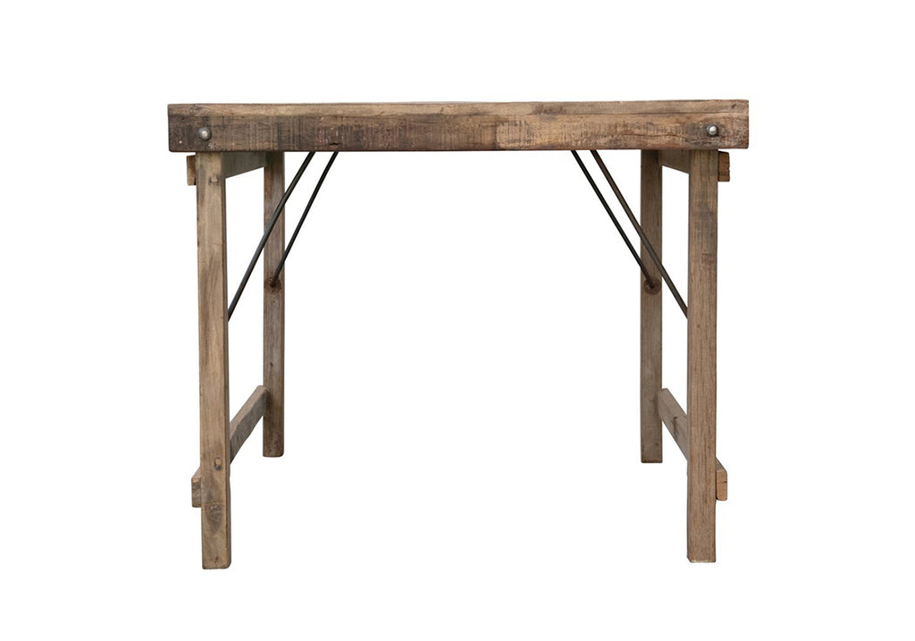 Nuremberg Reclaimed Wood Side Table