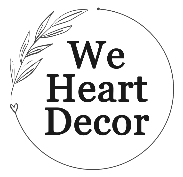 We Heart Decor Logo