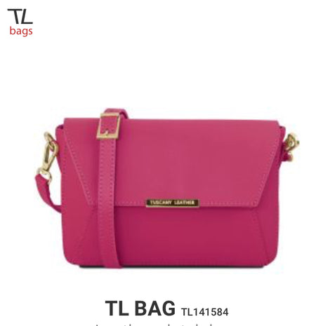 TL141521 small  Olimpia Metallic Ruga Leather