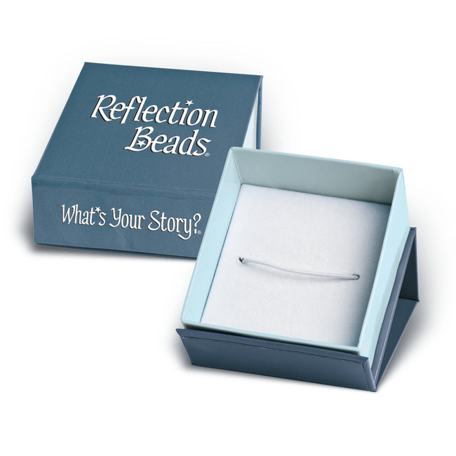 QRSET18 Sterling Silver Reflections Teacher Boxed Bead Set