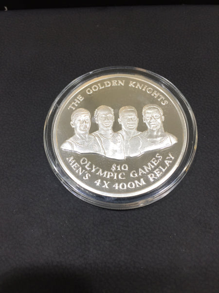 Golden Knights Silver Mint Coin